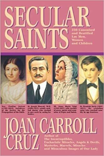 Secular Saints