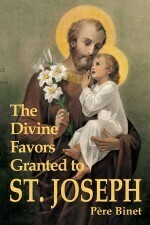 The Divine Favours Granted to St Joseph
