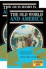 The Old World & America - Workbook & Answer Key