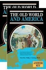 The Old World & America - Workbook & Answer Key