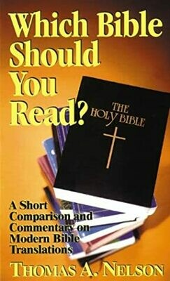 Which Bible Should You Read?