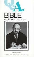 Bible Quizzes