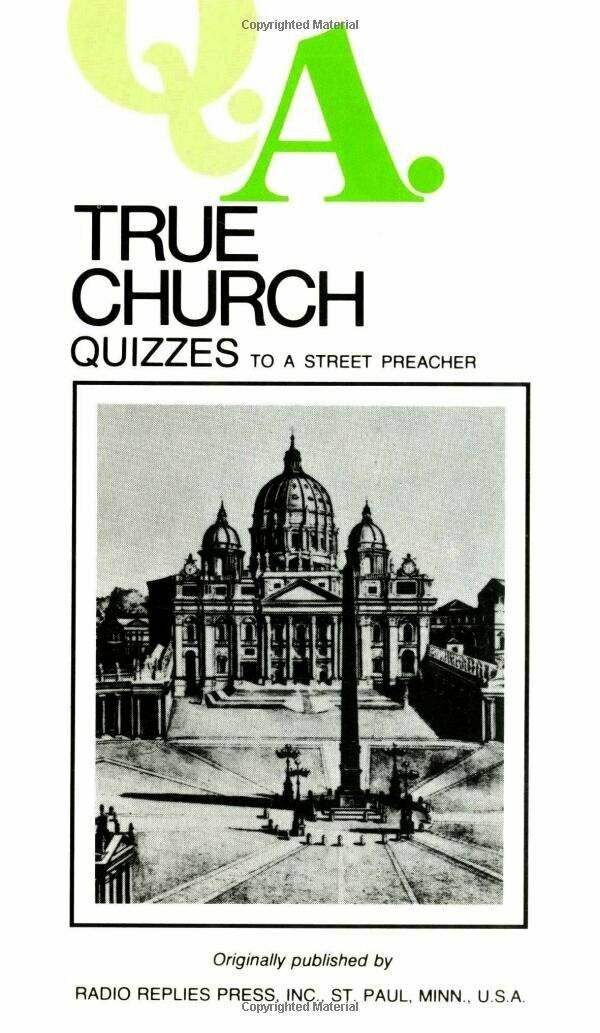 True Church Quizzes