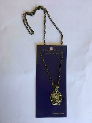 Necklace with Our Lady of Perpetual Help