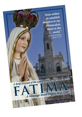 Special Offer: Fatima: A Message More Urgent than Ever + Adoration Booklet