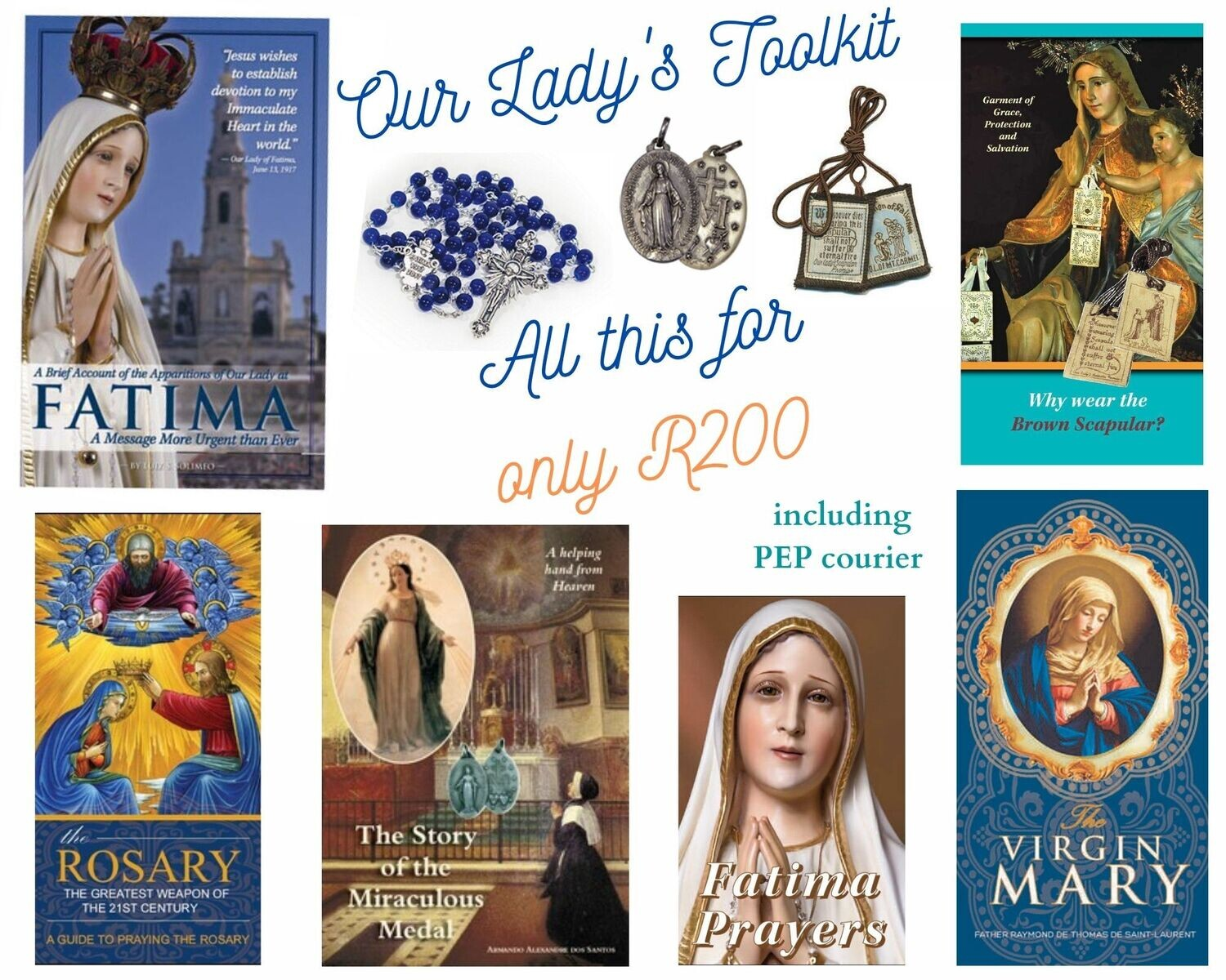 Our Lady's Toolkit (AUGUST SPECIAL OFFER)