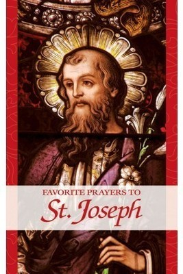 Favourite Prayers to St Joseph