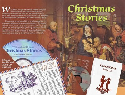 Christmas Stories (CD and Booklet)