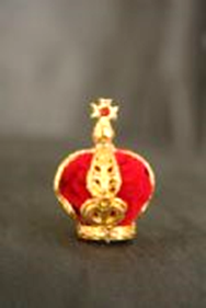 Crown for Our Lady of Fatima Statue F25cm
