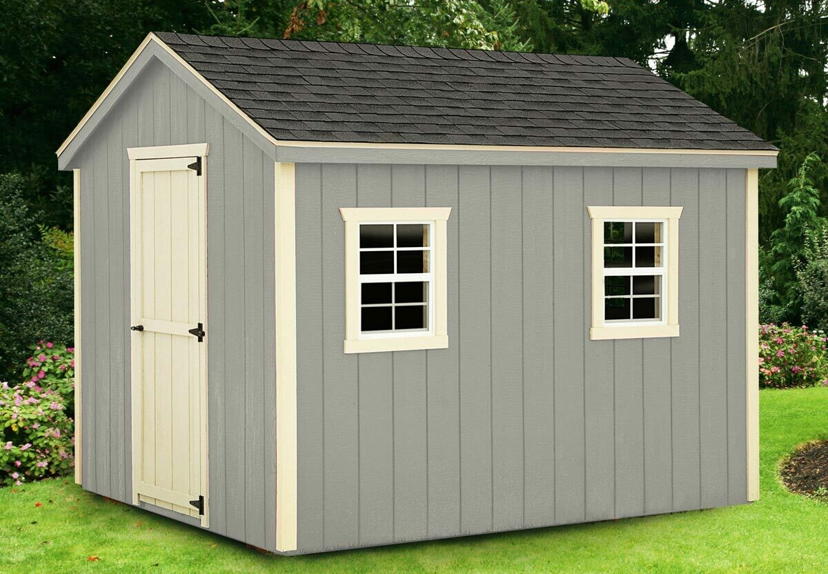 IHS A-Frame 8x10 She Shed