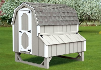 IHS Dutch Style 4x6 Coop