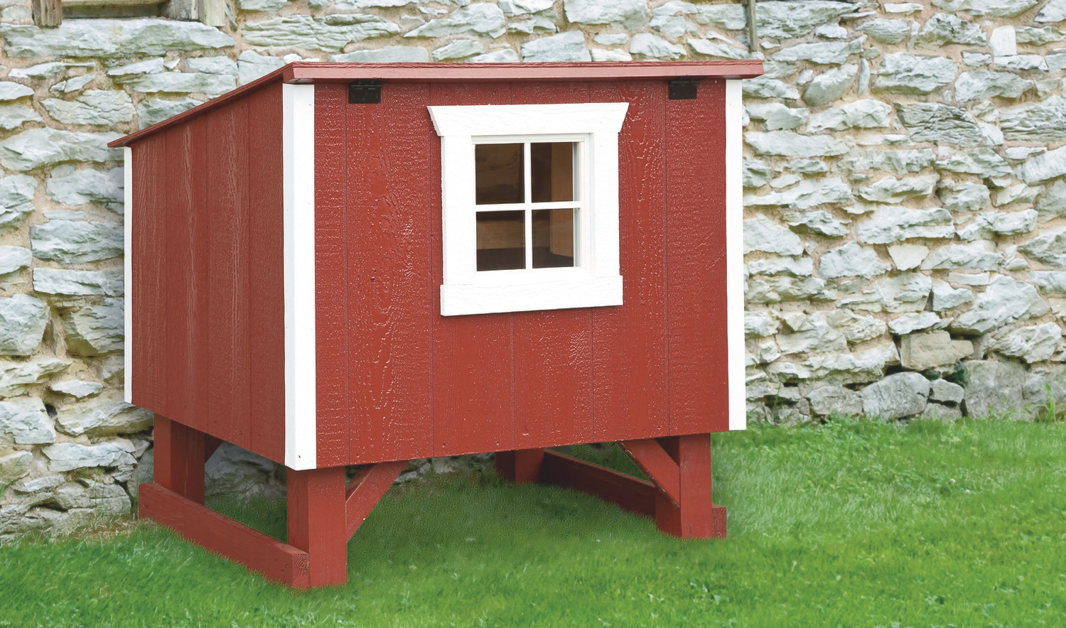 IHS Lean-To 3x4