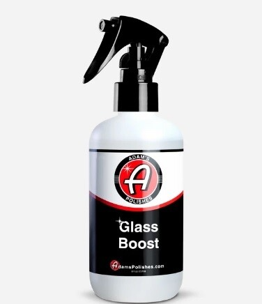 БУСТЕР ГИДРОФОБА ДЛЯ АНТИДОЖДЕЙ И СИЛАНТОВ СТЕКЛА, 230мл / Adam's NEW Glass Boost 8oz