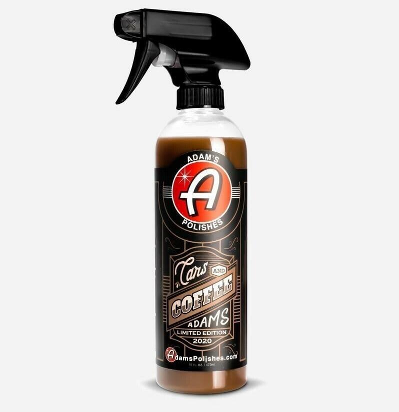 ДЕТЕЙЛЕР КУЗОВА /  Adam's Cars & Coffee 2020 Detail Spray