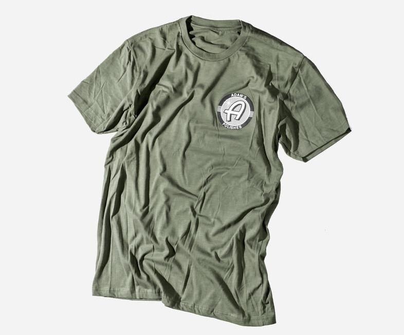ФУТБОЛКА,РАЗМЕР M (48-50) / Adam's American Pride Green Shirt