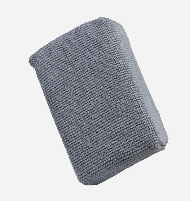 АППЛИКАТОР ИЗ МИКРОФИБРЫ / Adam's Gray Microfiber Applicator Pad