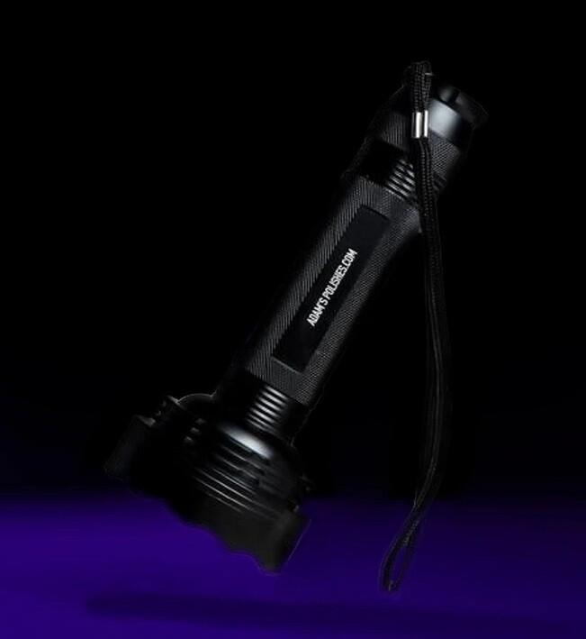 УФ ФОНАРЬ / Adam's UV Flashlight