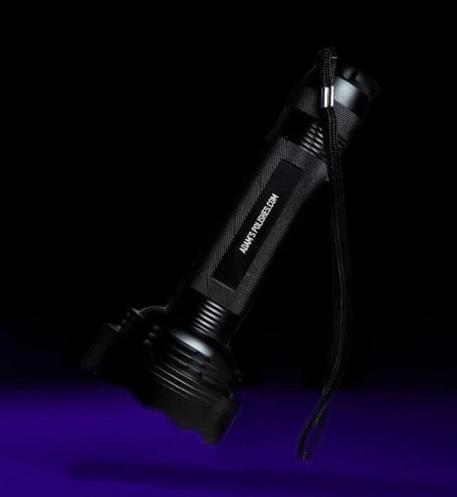 УФ ФОНАРЬ / Adam's UV Flashlight