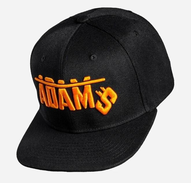 БЕЙСБОЛКА / Adam's Snapback Hat