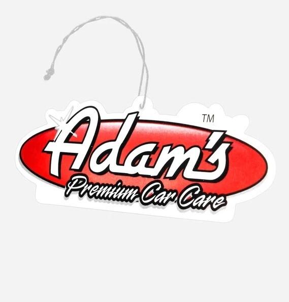 АРОМАТ ЛЕТНЕГО ДОЖДЯ / Adam's Oval Logo Air Freshener (Deluxe)