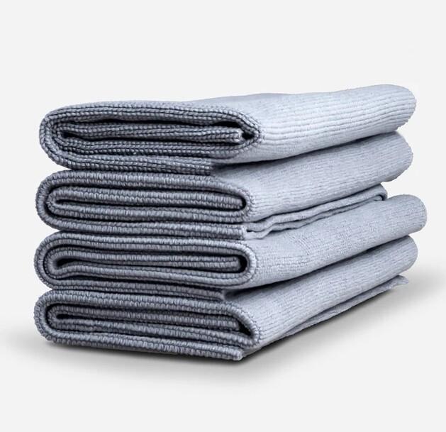 ПОЛОТЕНЦЕ ДЛЯ УБОРКИ С МЯГКИМ КРАЕМ, 40х40см. 4 PACK / Adam's Edgeless Utility Towel