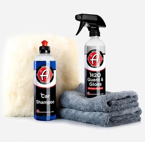 Набор Adam's Wash & Protect Kit
