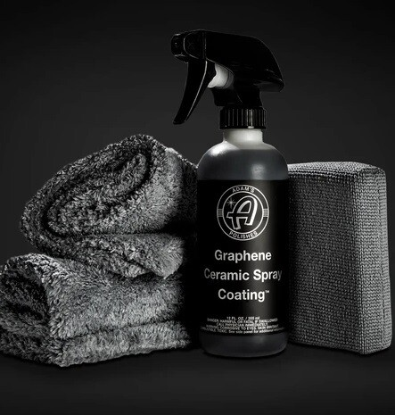 СПРЭЙ-ПОКРЫТИЕ, НАБОР 355мл / Graphene Ceramic Spray Coating™Basic Kit