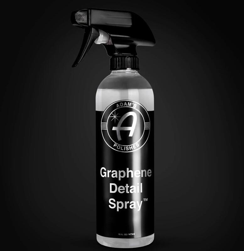 ДЕТЕЙЛЕР КУЗОВА,473мл / Graphene Detail Spray™