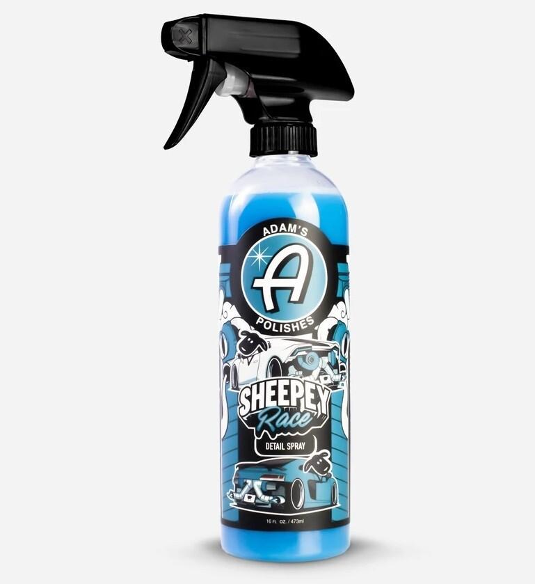 Sheepey Race X Adam's Polishes Detail Spray 473ml
