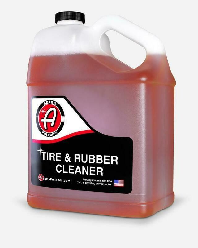 TIRE & RUBBER CLEANER GALLON