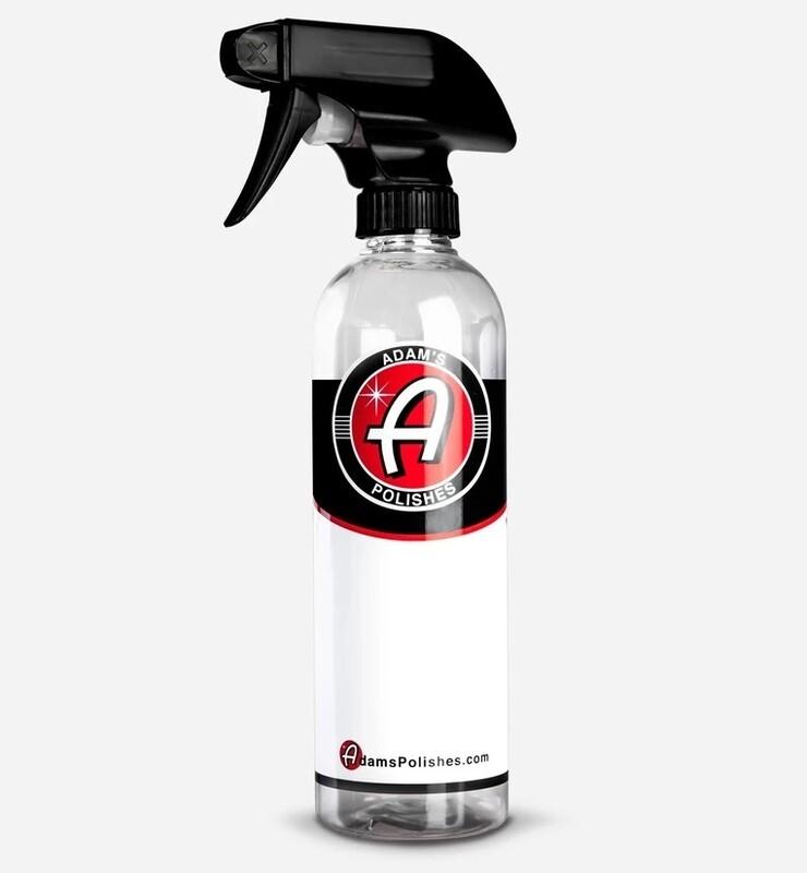 БУТЫЛЬ С ПОРШНЕВЫМ ТРИГГЕРОМ,473мл / Adam's Empty Labeled Bottle 16oz
