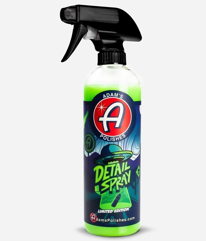 ДЕТЕЙЛЕР КУЗОВА,473мл / Adam's UFO Detail Spray