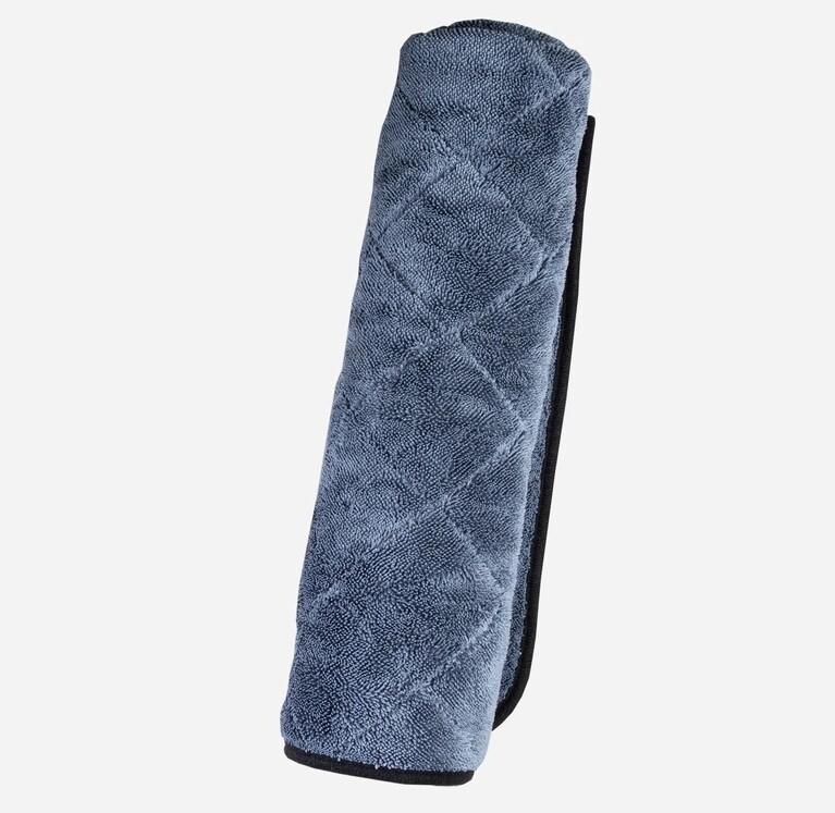 СЕРОЕ ПОЛОТЕНЦЕ ДЛЯ СУШКИ , УЛЬТРАВПИТЫВАЮЩЕЕ, 75х90см / Adam's Jumbo Plush Drying Towel