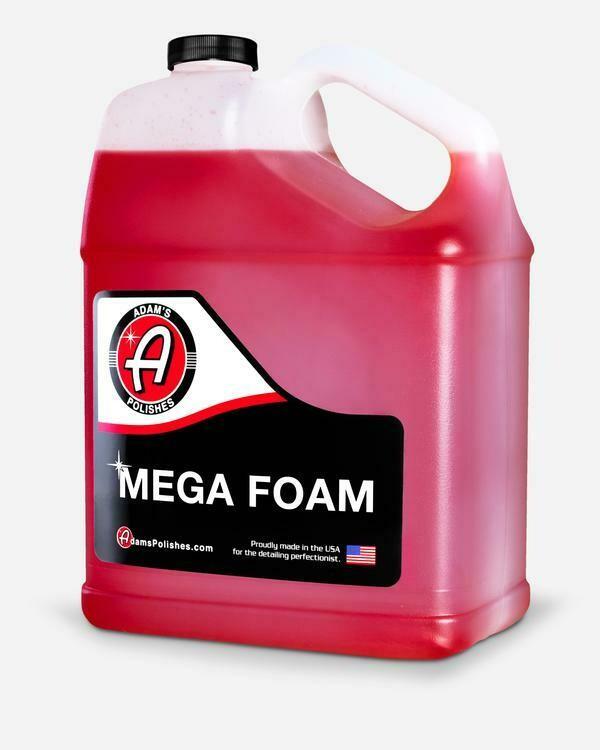ШАМПУНЬ ДЛЯ ПЕНОКОМПЛЕКТОВ И ПЕНОГЕНЕРАТОРОВ, 3,7л / Adams's Mega Foam Gallon