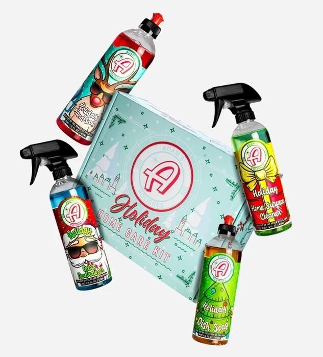 Набор для дома, 4 продукта  / Adam's Home Care Holiday Box Set