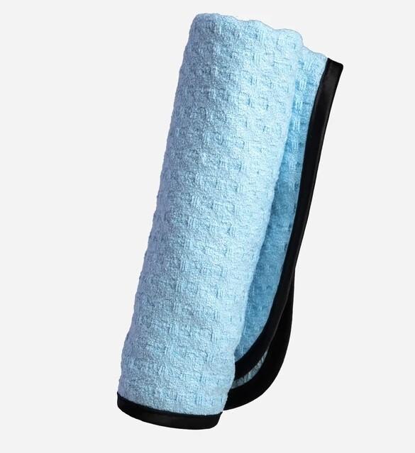 ПОЛОТЕНЦЕ ДЛЯ ОЧИСТКИ КУЗОВА ,ВАФЕЛЬНОЕ 40х60см / Adam's  Microfiber Waterless Wash Towels