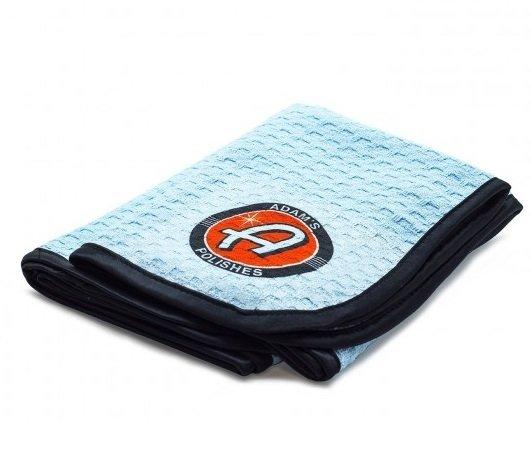 ПОЛОТЕНЦЕ ДЛЯ ПРОТИРКИ КУЗОВА,ВАФЕЛЬНОЕ 40х60см / Adam's NEW Microfiber Waterless Wash Towels