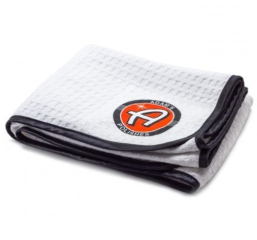 ПОЛОТЕНЦЕ ДЛЯ СУШКИ ВАФЕЛЬНОЕ, 60Х100см / Adam's Great White Microfiber Drying Towel