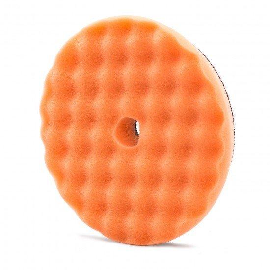 """ПОЛИРОВАЛЬНЫЙ ДИСК, ЖЕСТКИЙ,ОРАНЖЕВЫЙ,130/150мм. / Adam's 5.5"""" Orange Foam Pad"""