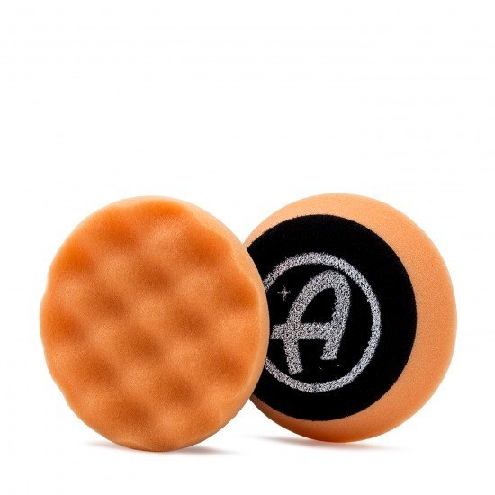 """ПОЛИРОВАЛЬНЫЙ ДИСК,ЖЕСТКИЙ,ОРАНЖЕВЫЙ,80/100мм.(2шт/уп) / Adam's 4"""" Orange Foam Pad (2Pack)"""