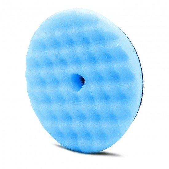 """ПОЛИРОВАЛЬНЫЙ ДИСК, СРЕДНЕ-ЖЕСТКИЙ,СИНИЙ , 130/150мм. / Adam's NEW 5.5"""" Blue Foam Cutting Pad"""