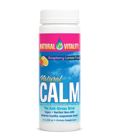 Natural Vitality Natural Calm Drink Mix