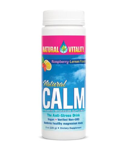 Natural Vitality Natural Calm Drink Mix