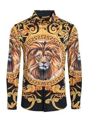lion STRENGTH MEN SHIRT