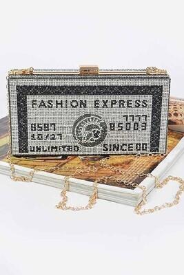 fashion express clutch
