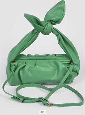 GREEN KNOT BAG