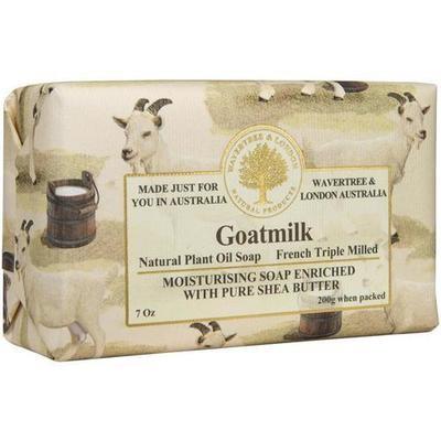 Goatmilk Soap Wavertree & London