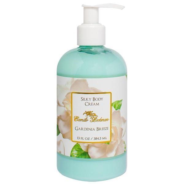 Gardenia Breeze Silky Body Cream