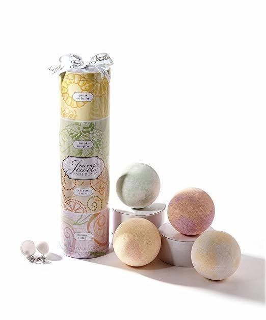 Secret Jewel Bath Bombs