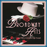 Broadway Hits CD-Dan Troxell